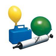 Balões com acessórios