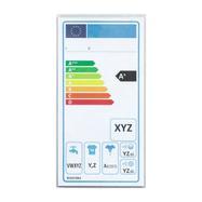 Bolsas protetoras para etiquetas energéticas