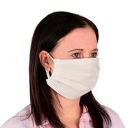 Máscara de proteção respiratória 100% algodão