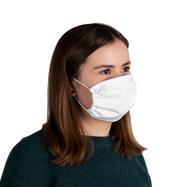 Máscara de proteção 100% poliéster, de duas camadas