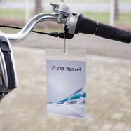 Capa para preços padrão em PVC macio com uma inserção