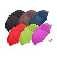 Guarda-chuva automático Fashion-AC com pega curva e ponta coloridas