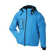 Men's Winter Softshell Jacket, casaco impermeável para homem