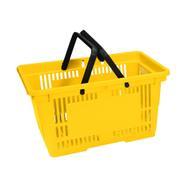 Cesto de compras plástico