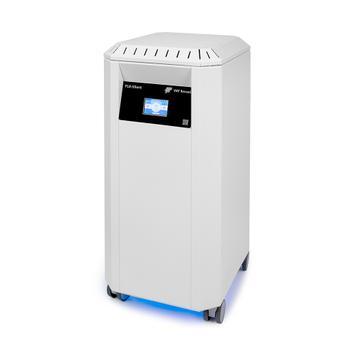 """Purificador de ar profissional """"PLR-Silent"""" com filtro HEPA H14 e luz UV-C"""