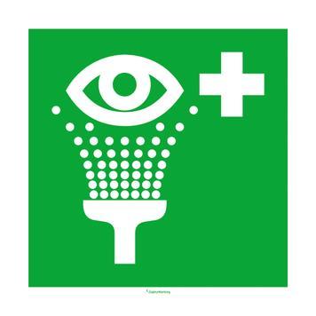 Estação de lavagem ocular
