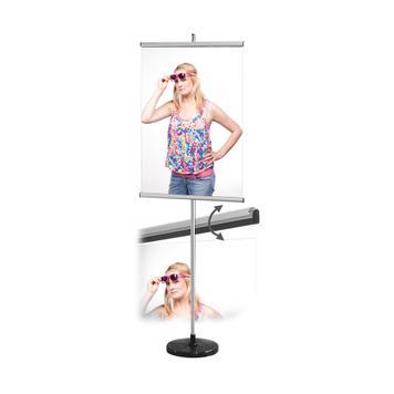"""Expositor de póster e banner """"Snap"""""""
