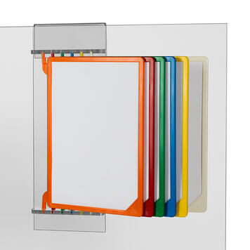 "Elemento para cartazes ""Infosign"" para pendurar"