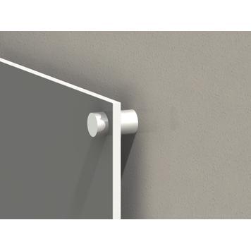 Suporte de parede para placas até 10 mm de espessura
