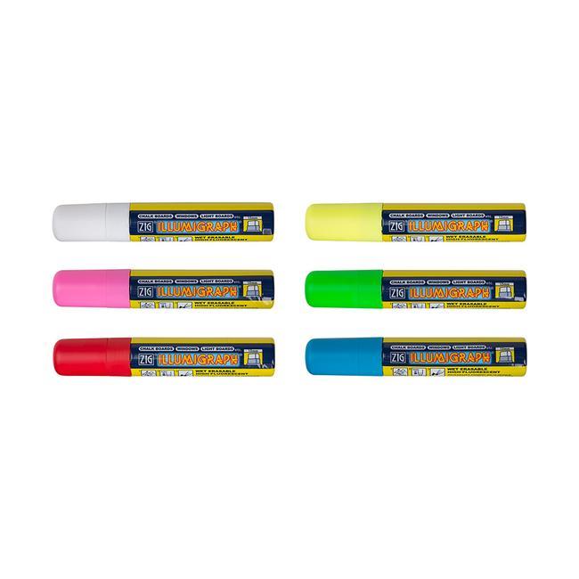 Illumigraph/marcador de giz