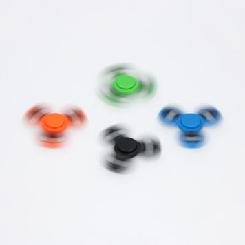 Fidget Spinner colorido